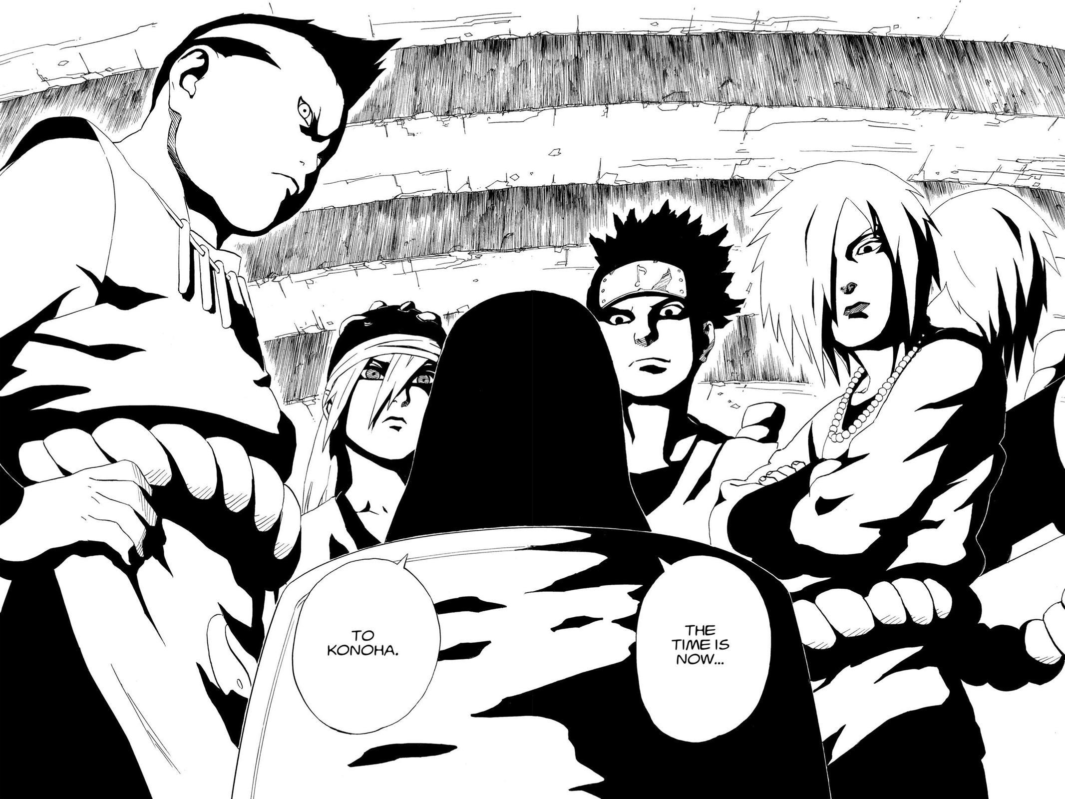Naruto, Chapter 173 image 019