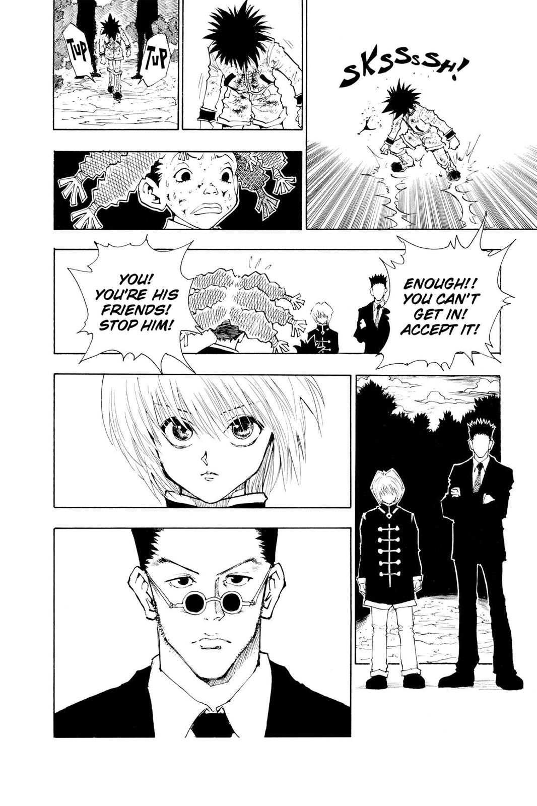 Hunter X Hunter, Chapter 41 image 012
