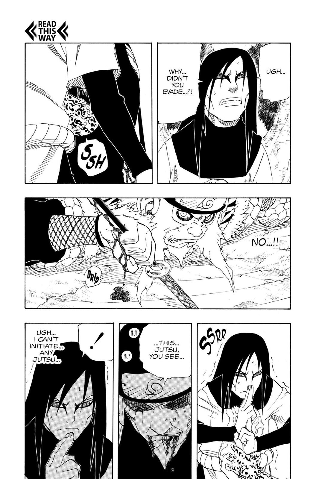 Naruto, Chapter 124 image 003