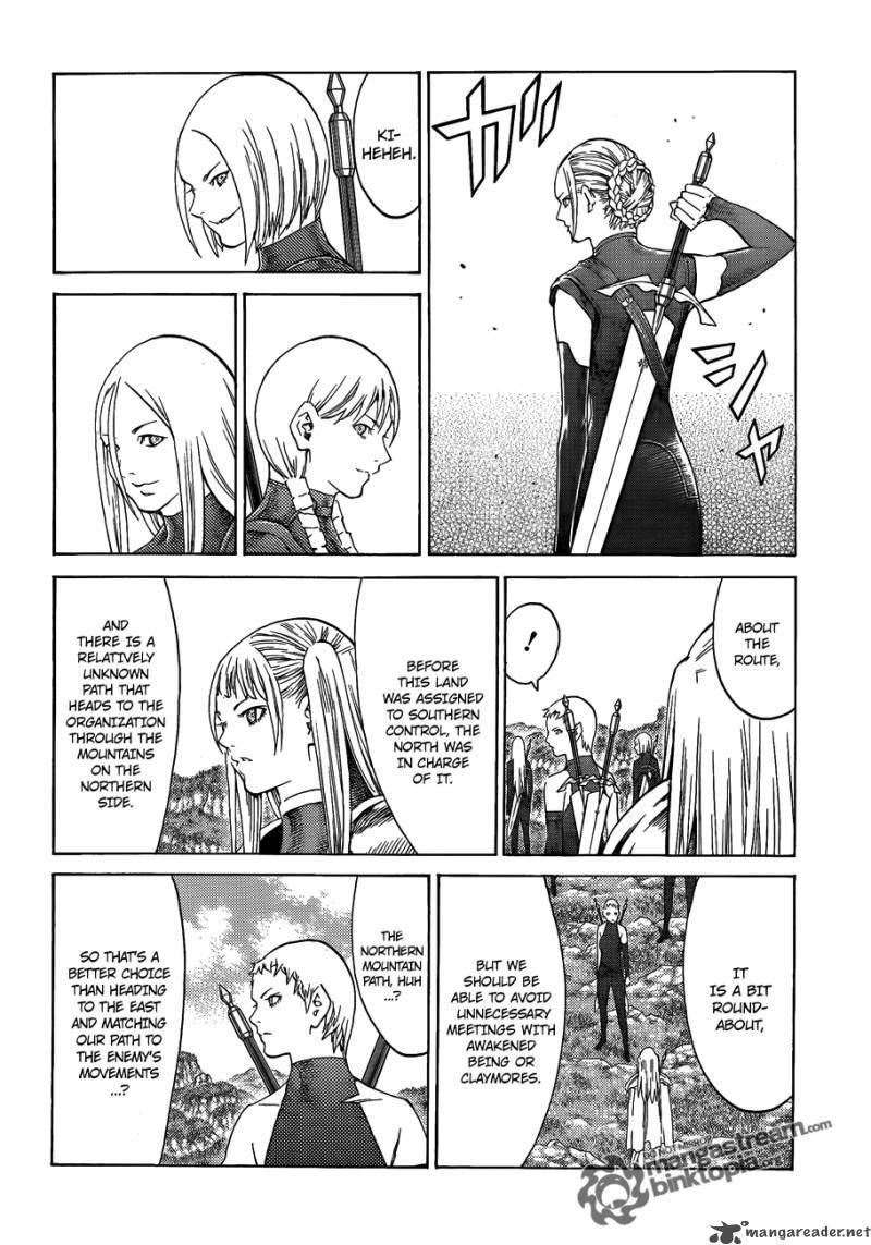 Claymore, Chapter 110 image 020