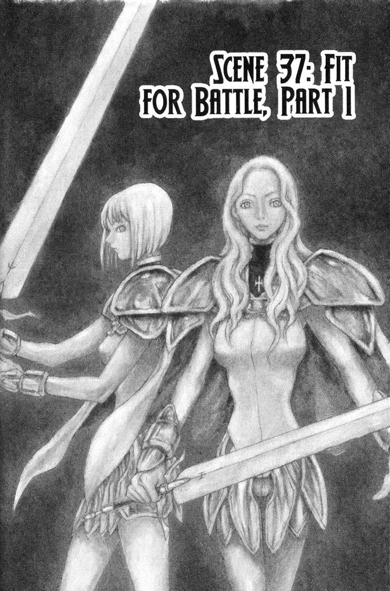 Claymore, Chapter 37 image 001