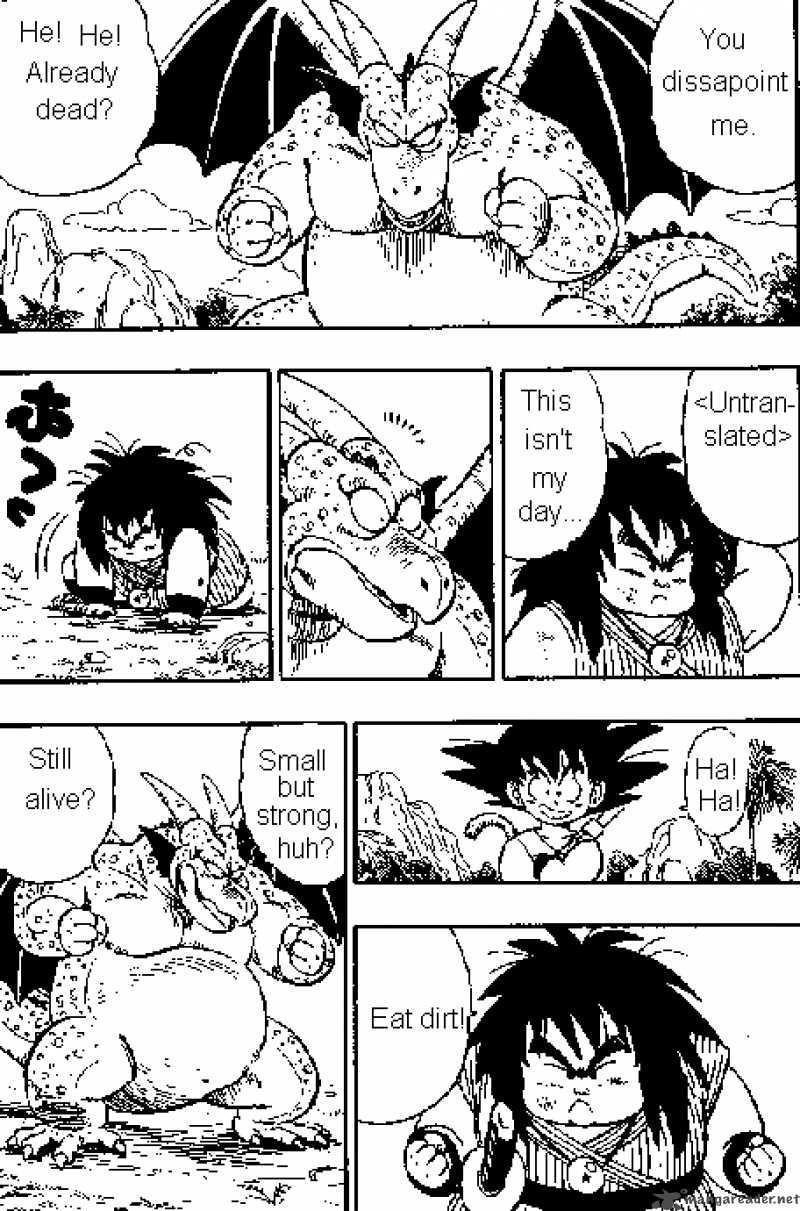 Dragon Ball, Chapter 139 image 008