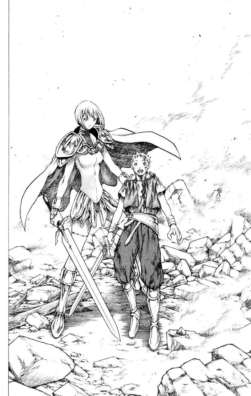 Claymore, Chapter 33 image 019
