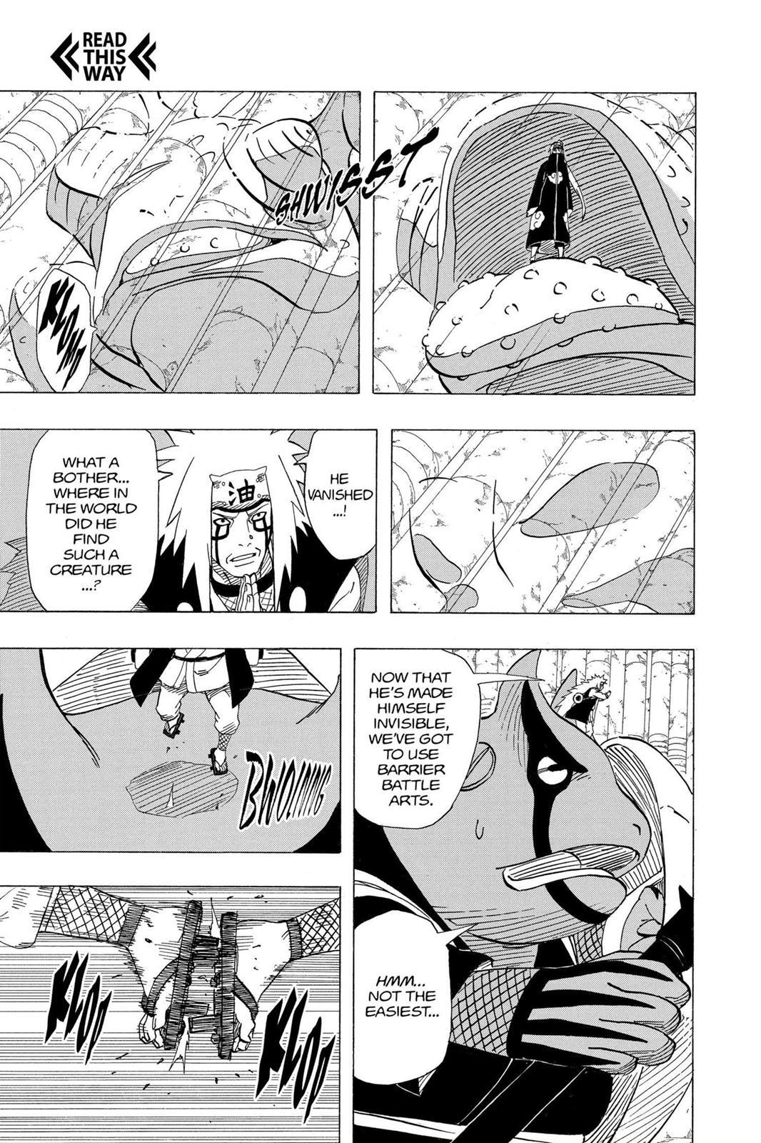 Naruto, Chapter 375 image 003