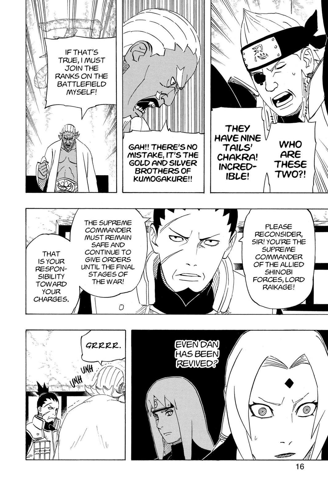 Naruto, Chapter 525 image 017