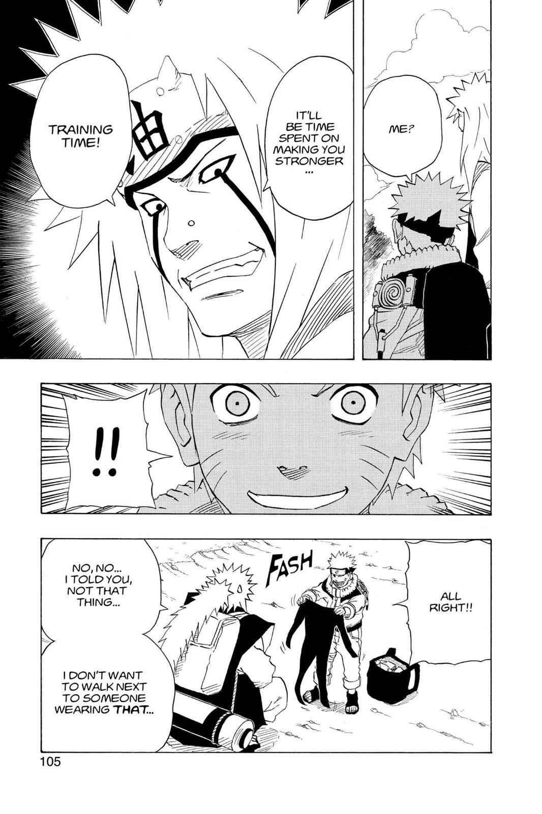 Naruto, Chapter 149 image 019