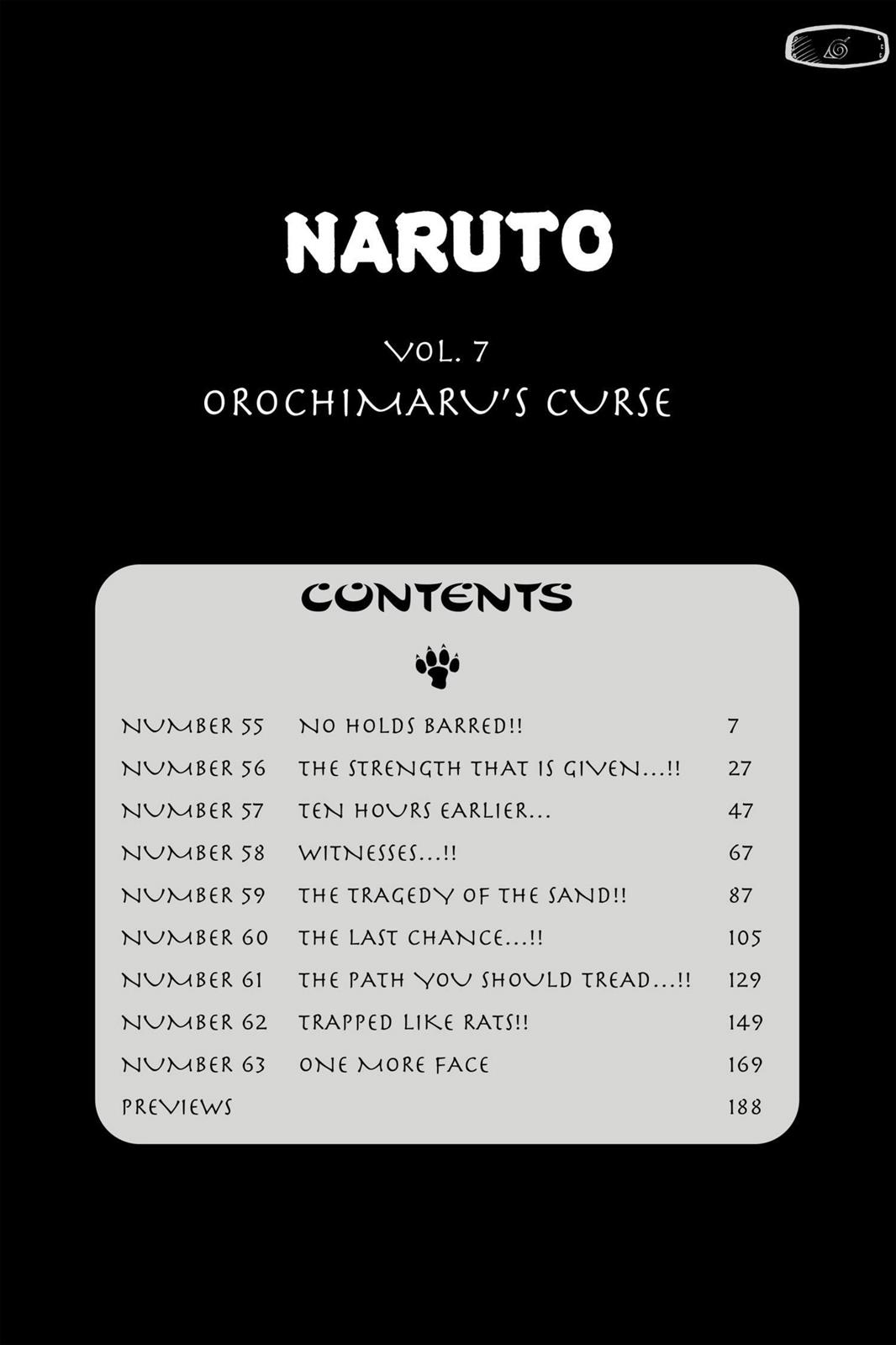Naruto, Chapter 55 image 007