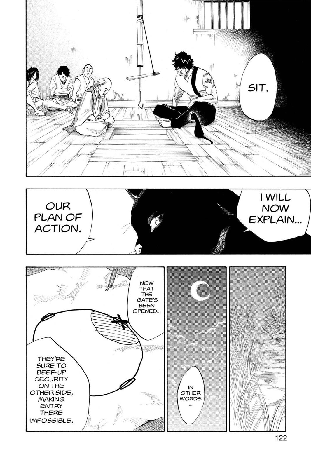 Bleach, Chapter 76 image 014