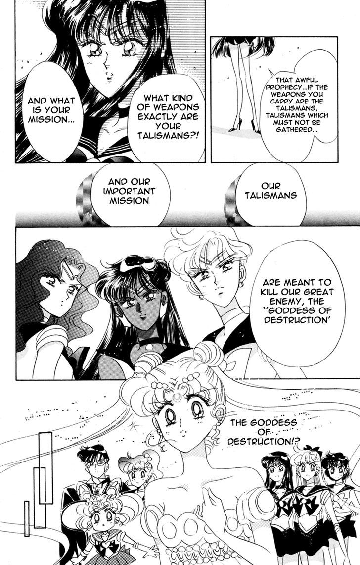 Sailor Moon, Cahpter 32 image 018