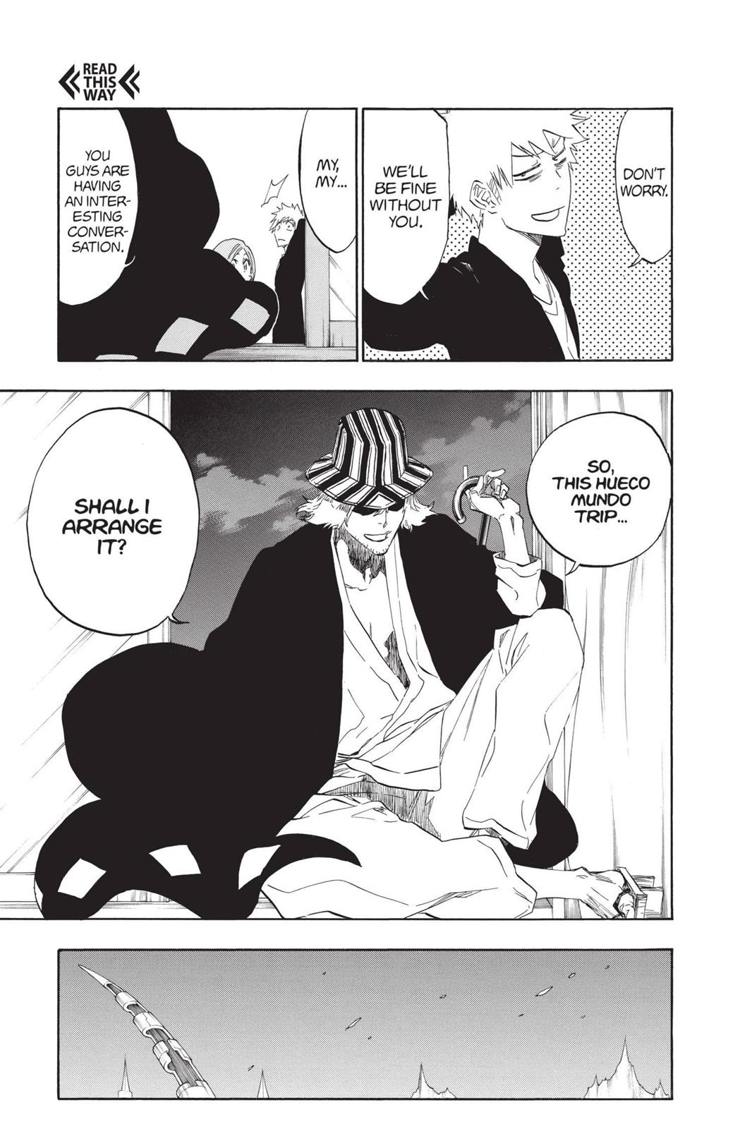 Bleach, Chapter 486 image 013