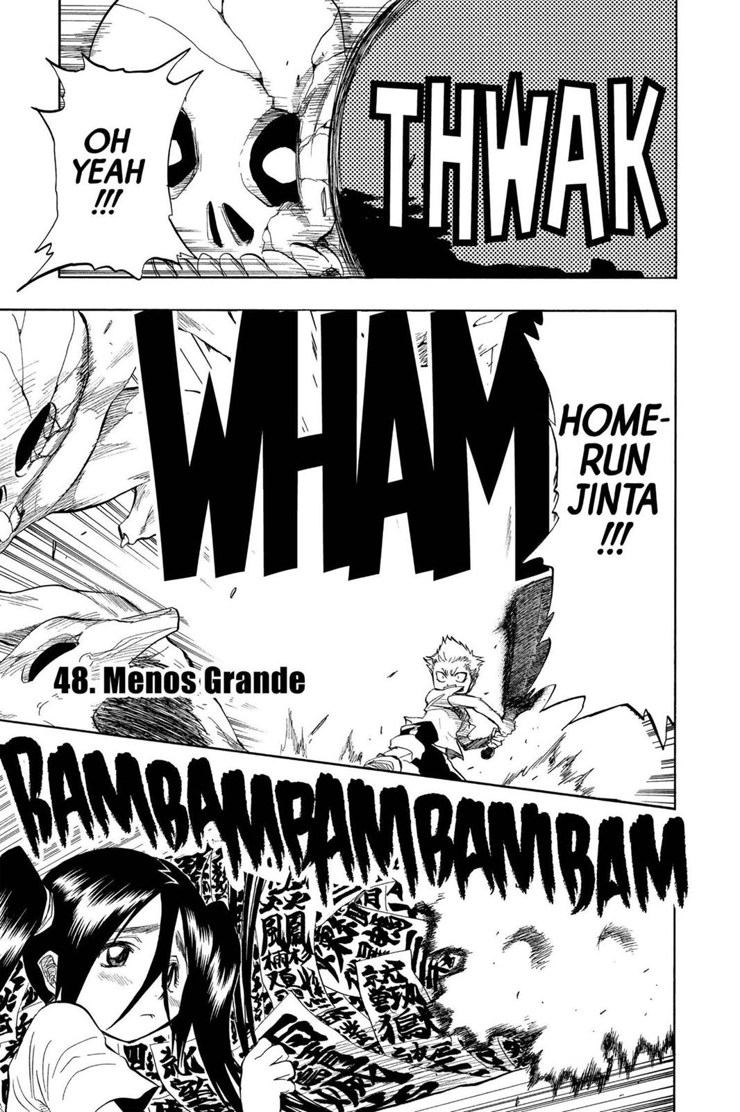 Bleach, Chapter 48 image 001