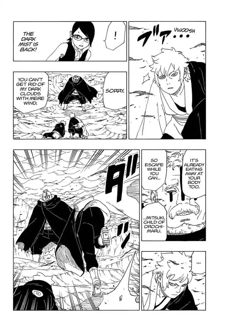 Boruto Manga, Chapter 40 image 032