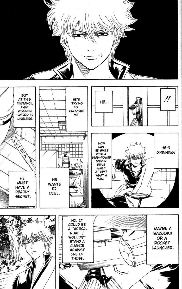 Gintama Chapter, 152 image 009