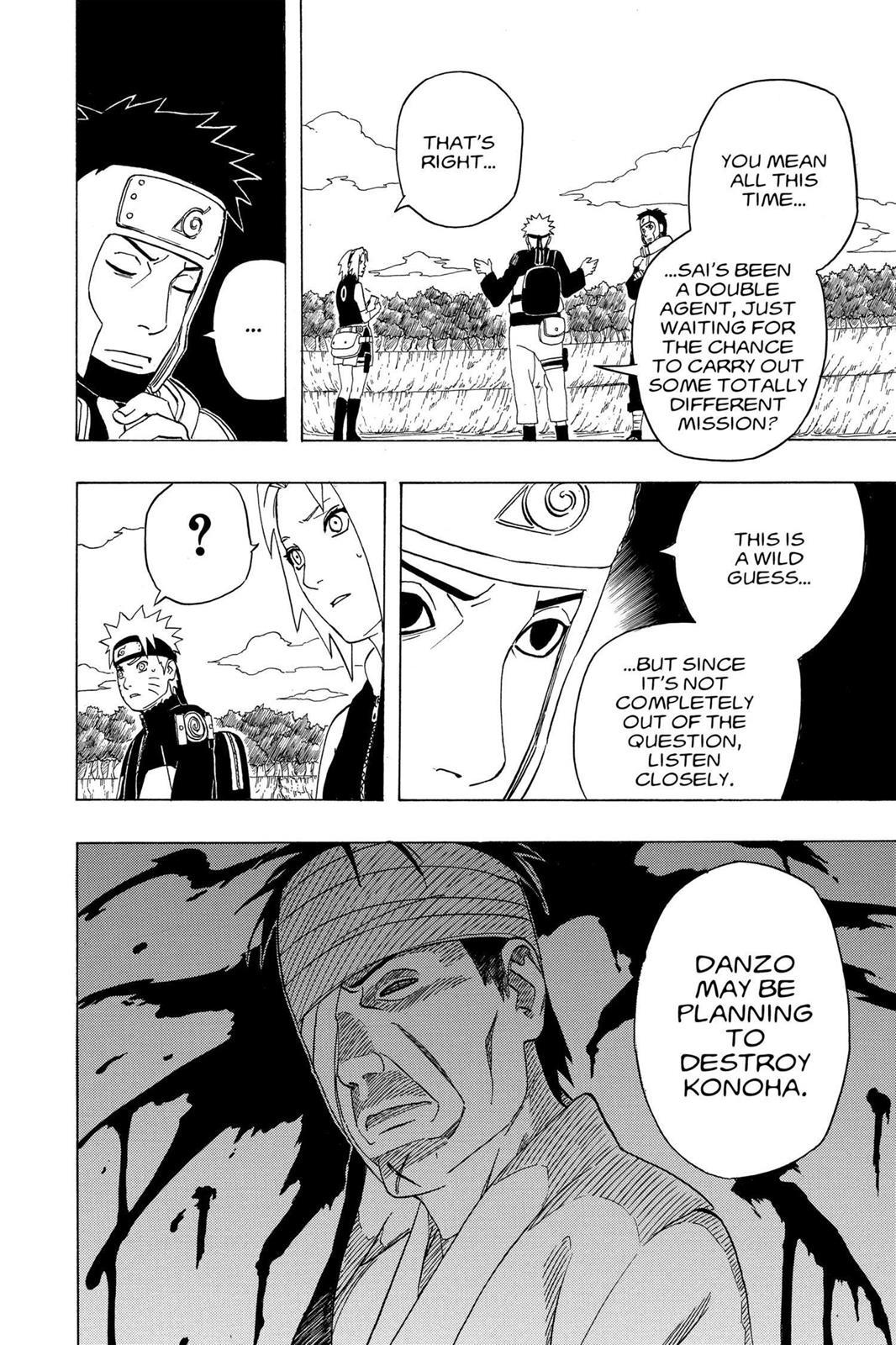 Naruto, Chapter 298 image 010