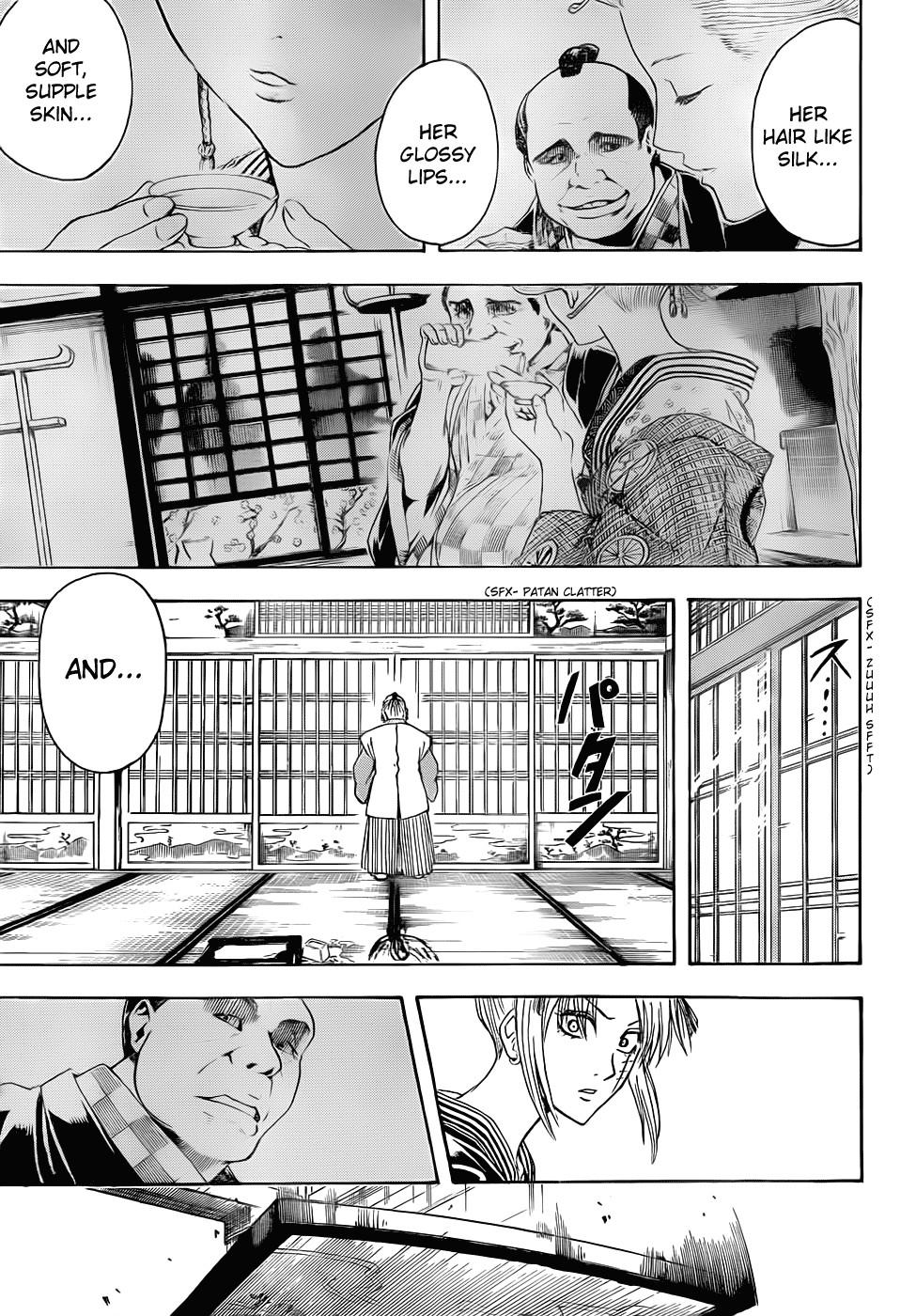 Gintama Chapter, 388 image 015