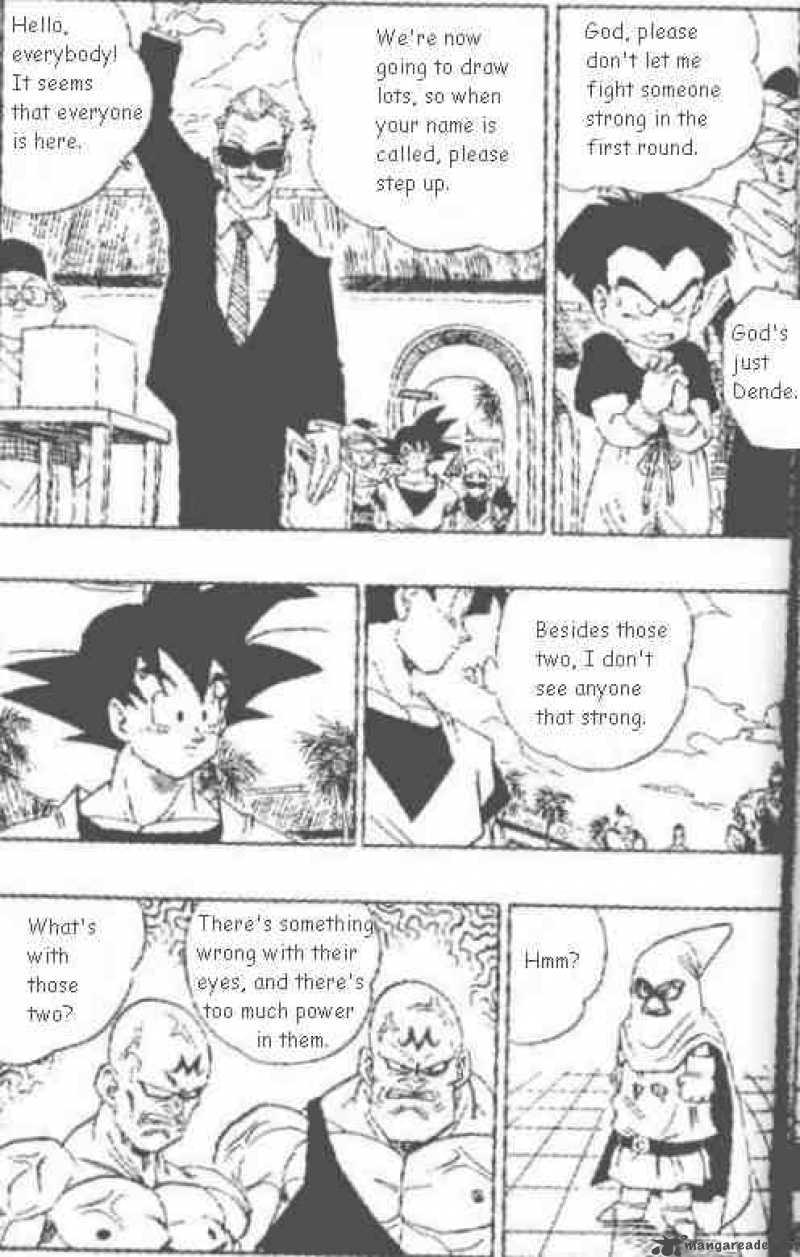 Dragon Ball, Chapter 439 image 004