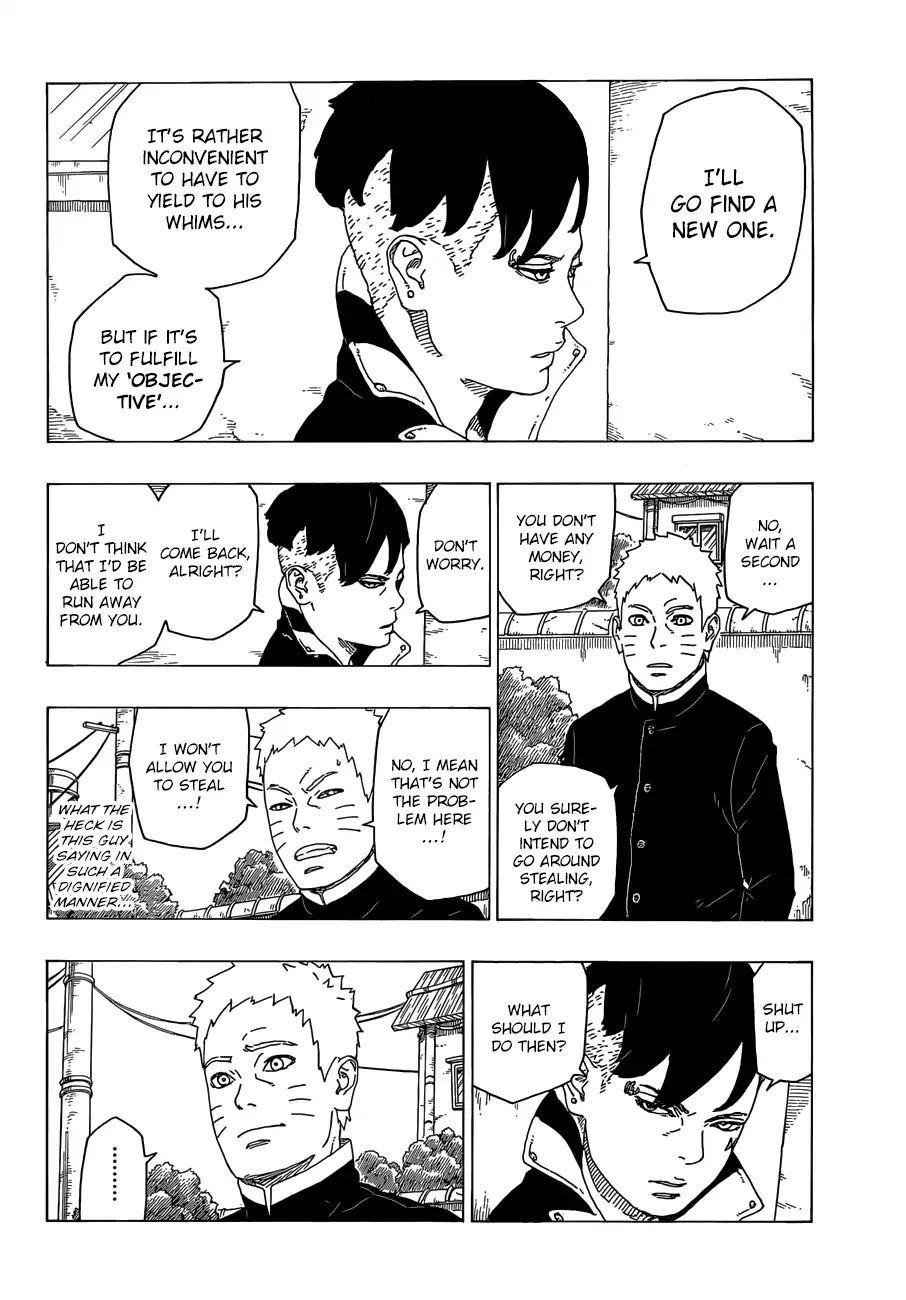 Boruto Manga, Chapter 27 image 041
