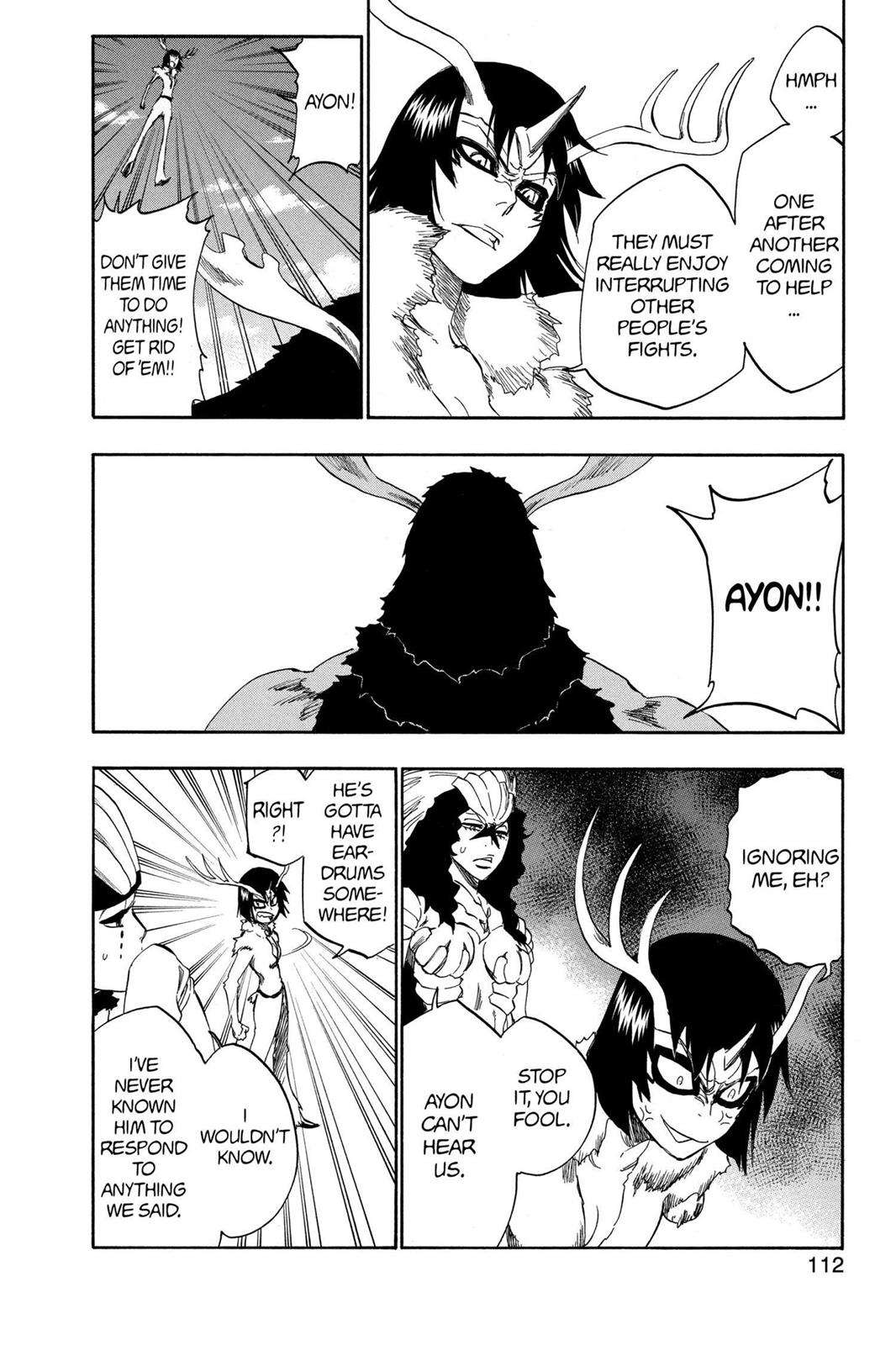 Bleach, Chapter 337 image 002
