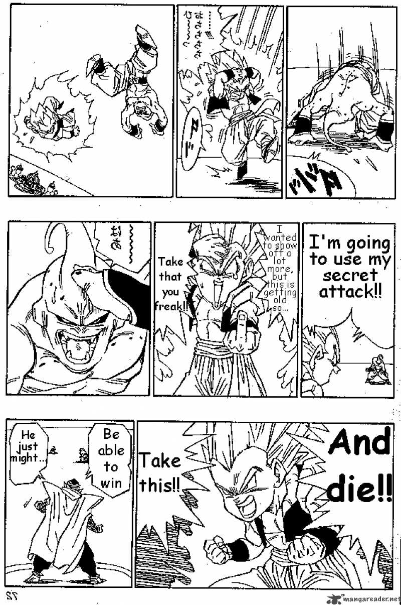 Dragon Ball, Chapter 491 image 012