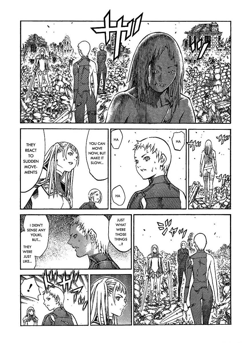 Claymore, Chapter 88 image 010