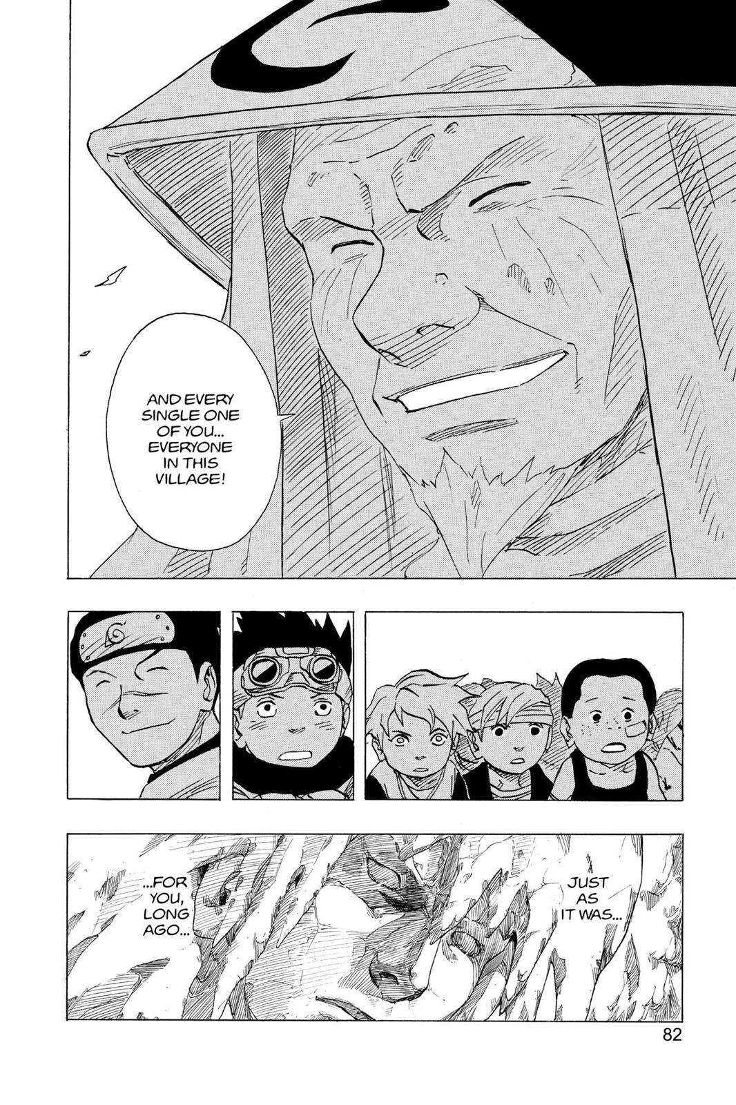 Naruto, Chapter 94 image 016