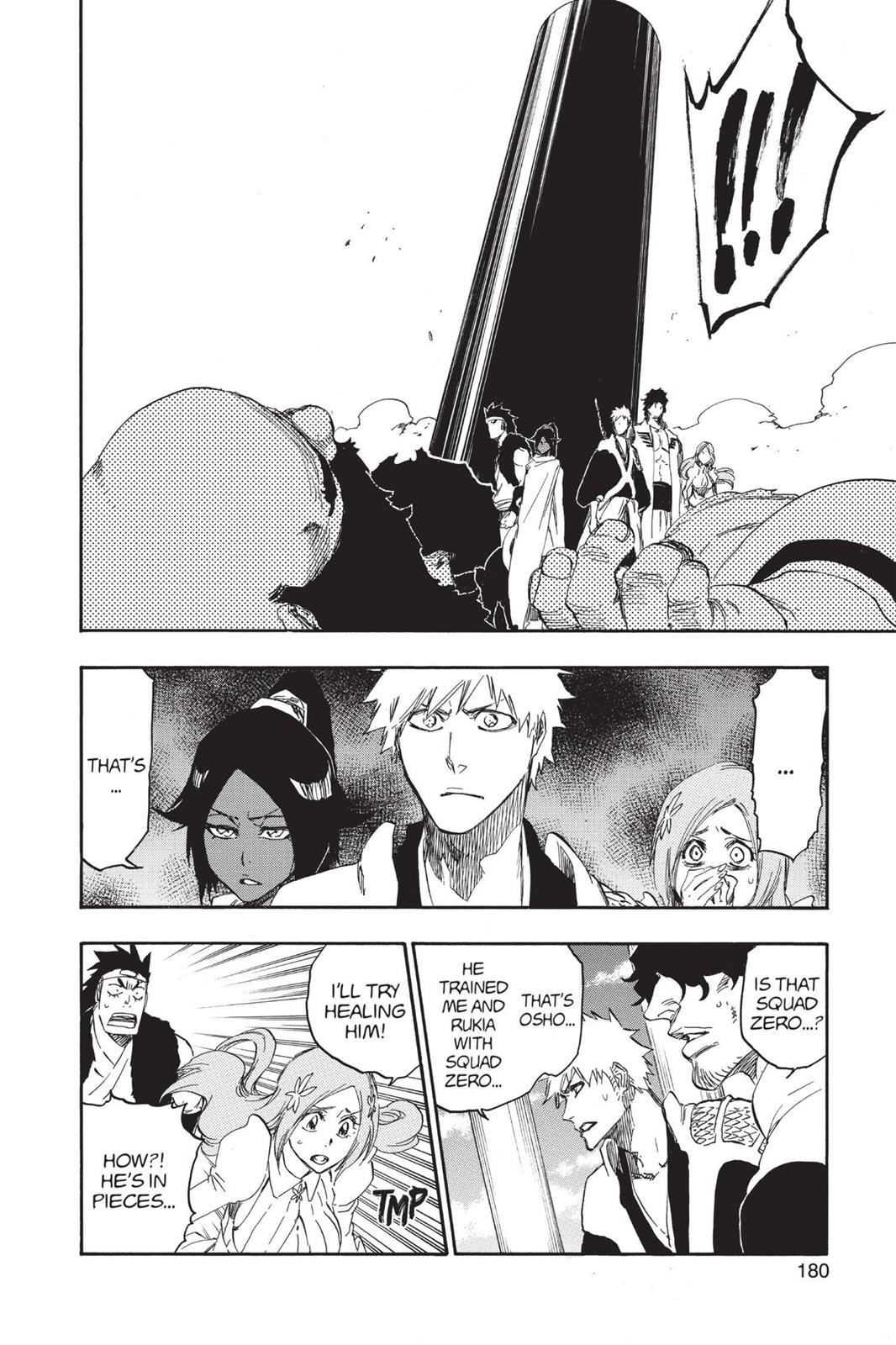 Bleach, Chapter 611 image 009