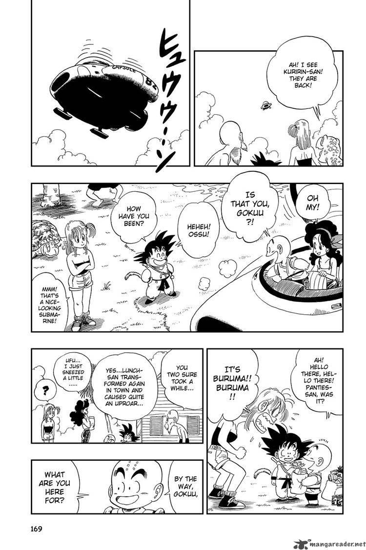Dragon Ball, Chapter 71 image 010