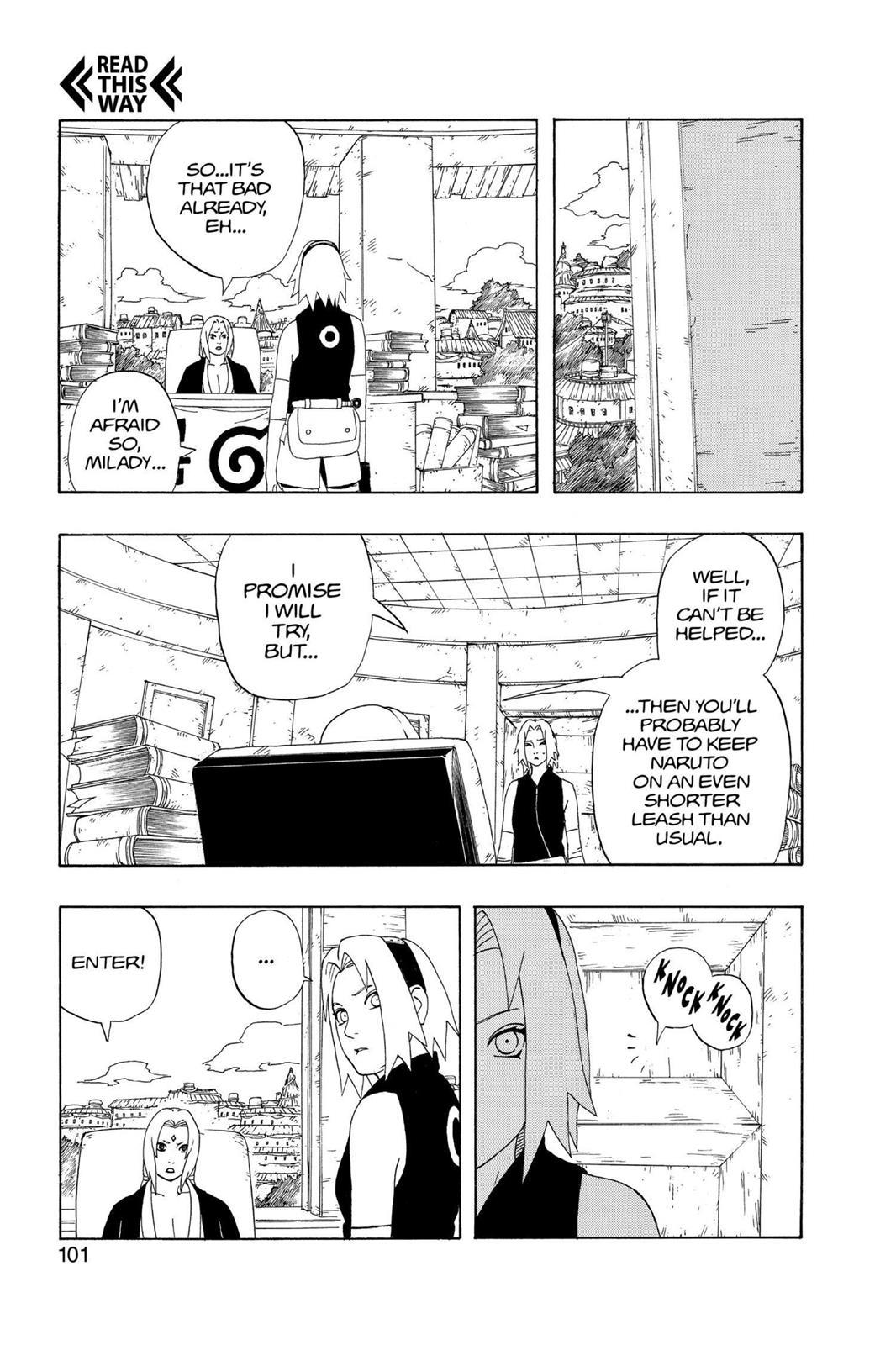 Naruto, Chapter 285 image 013