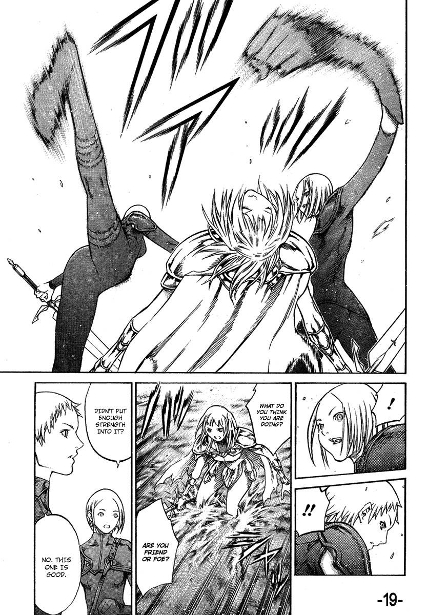 Claymore, Chapter 85 image 019