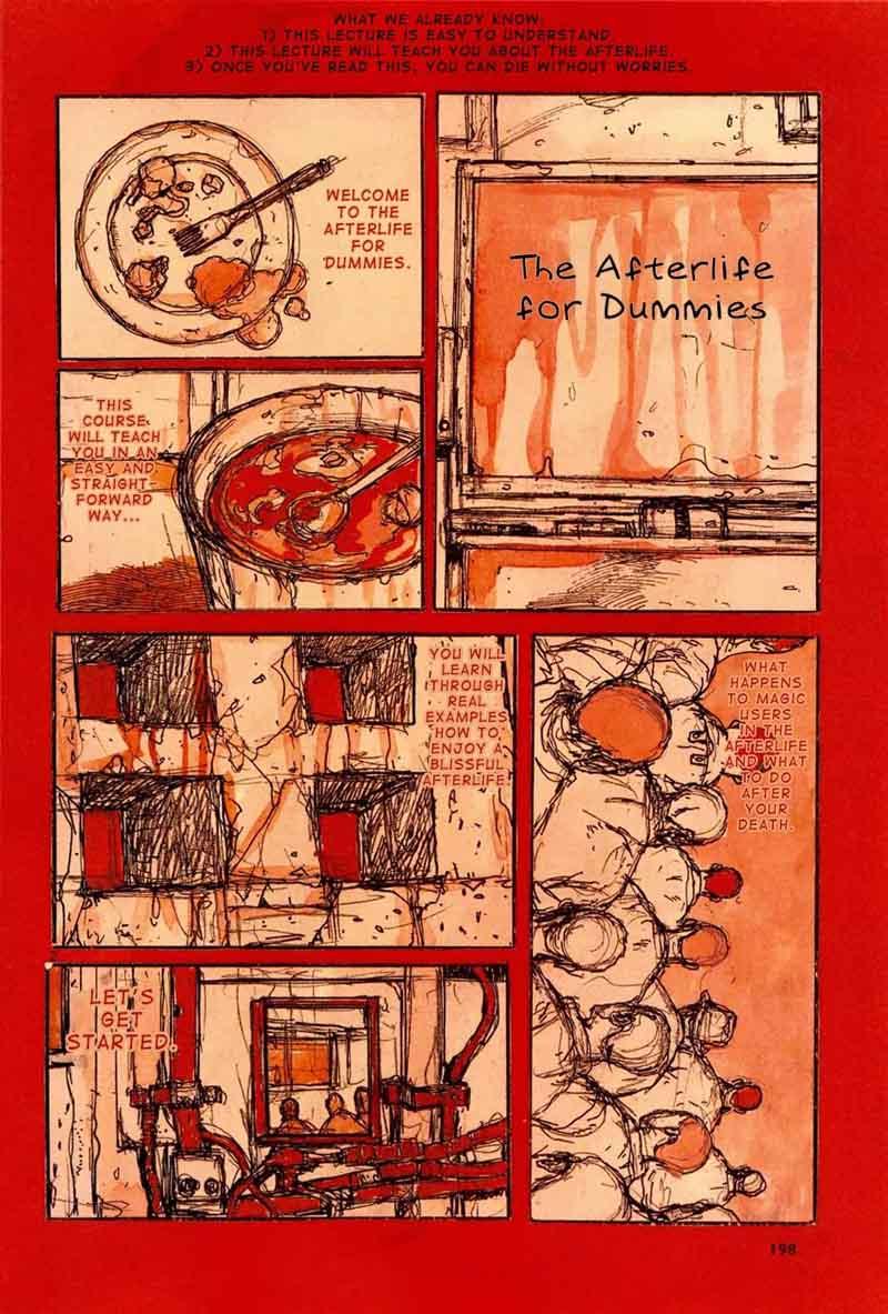 Dorohedoro, Chapter 117 image 028