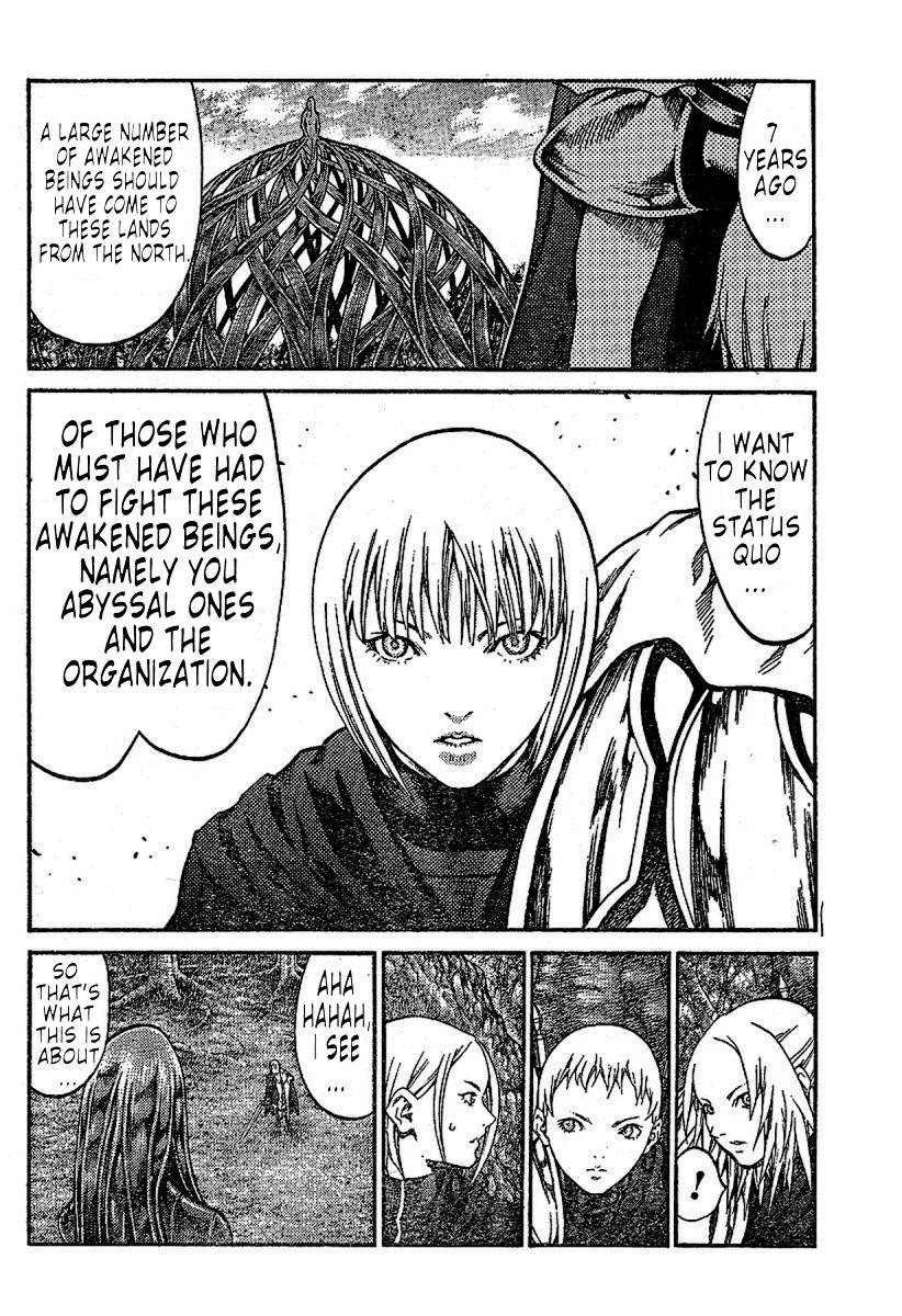 Claymore, Chapter 71 image 006