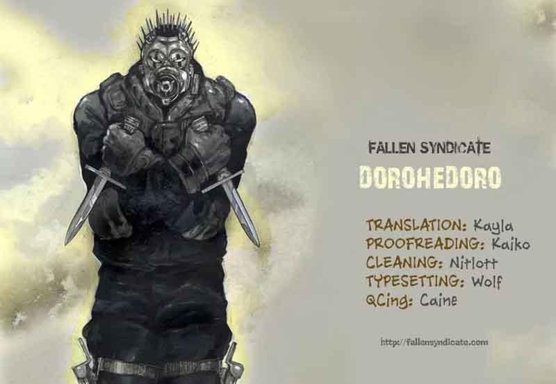 Dorohedoro, Chapter 123 image 001
