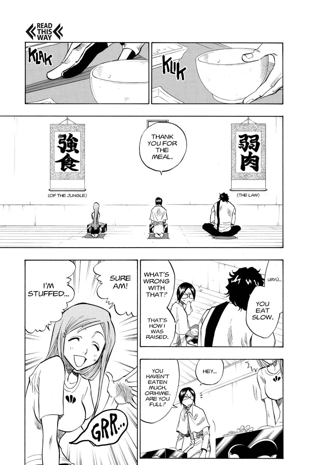 Bleach, Chapter 82 image 007