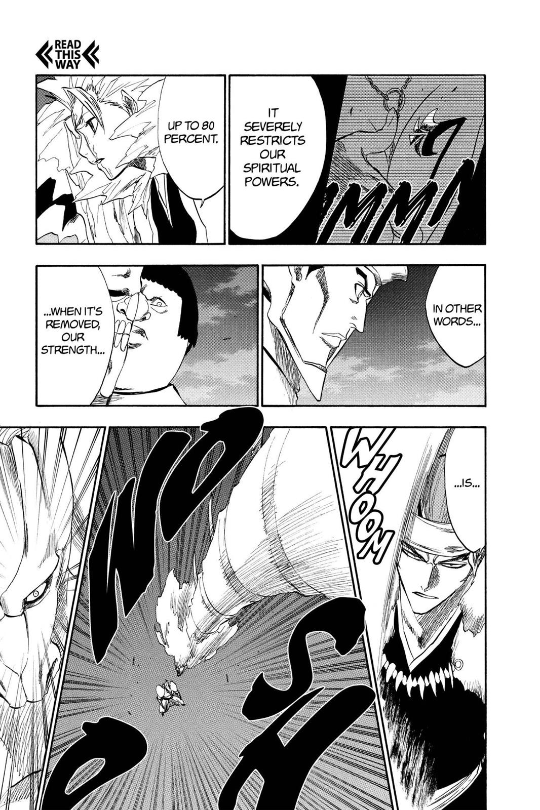 Bleach, Chapter 210 image 006