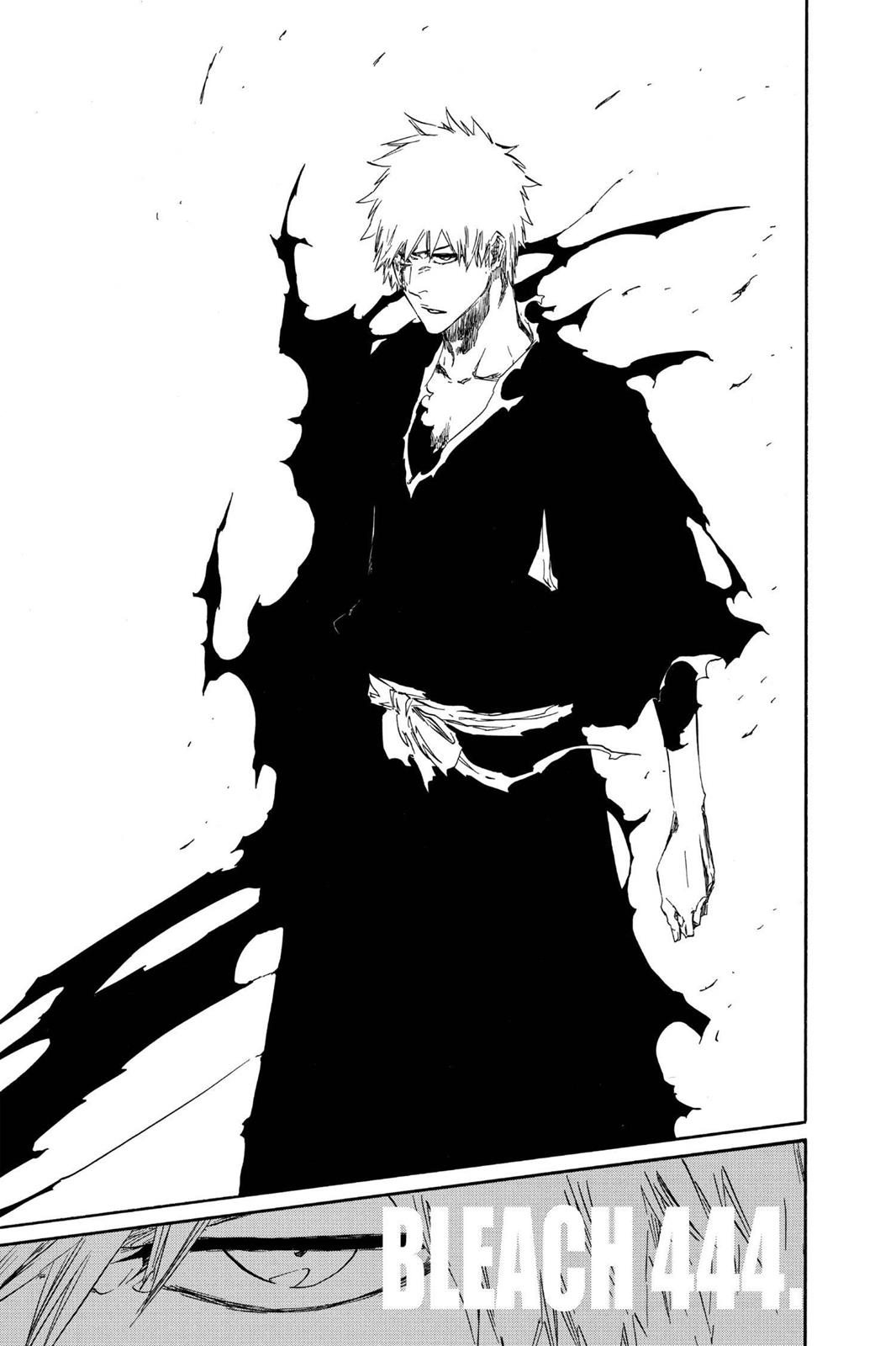 Bleach, Chapter 444 image 019