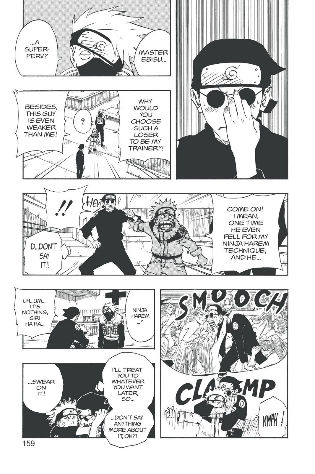 Naruto, Chapter 90 image 002
