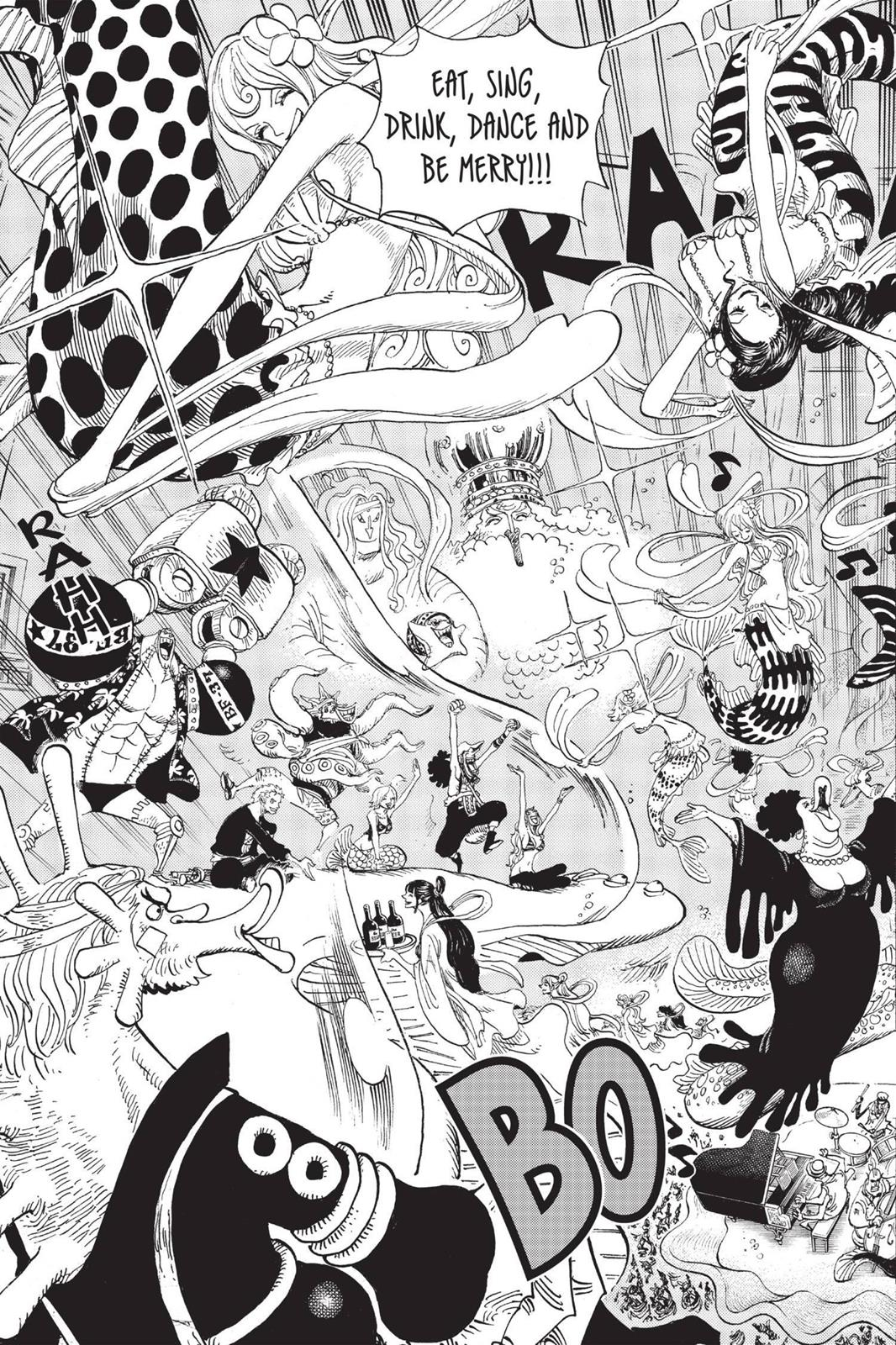 One Piece, Chapter 649 image 013