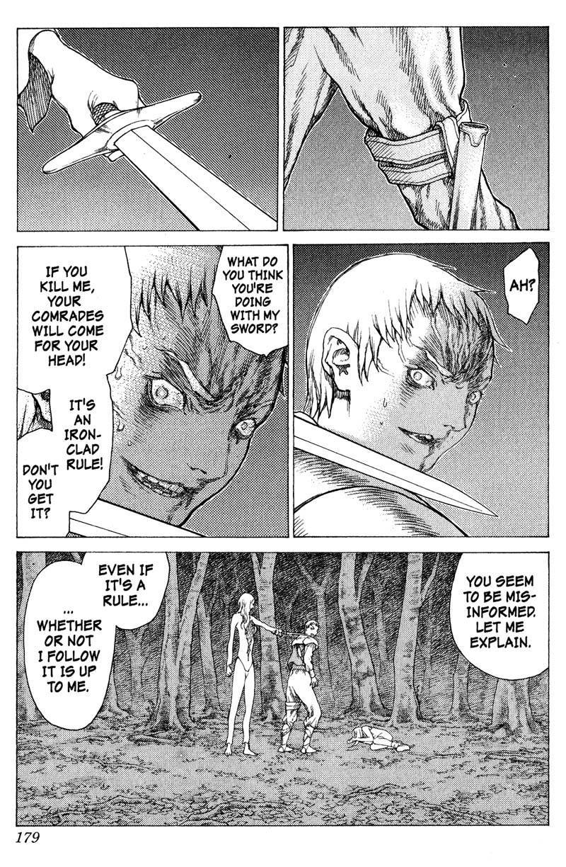 Claymore, Chapter 15 image 017