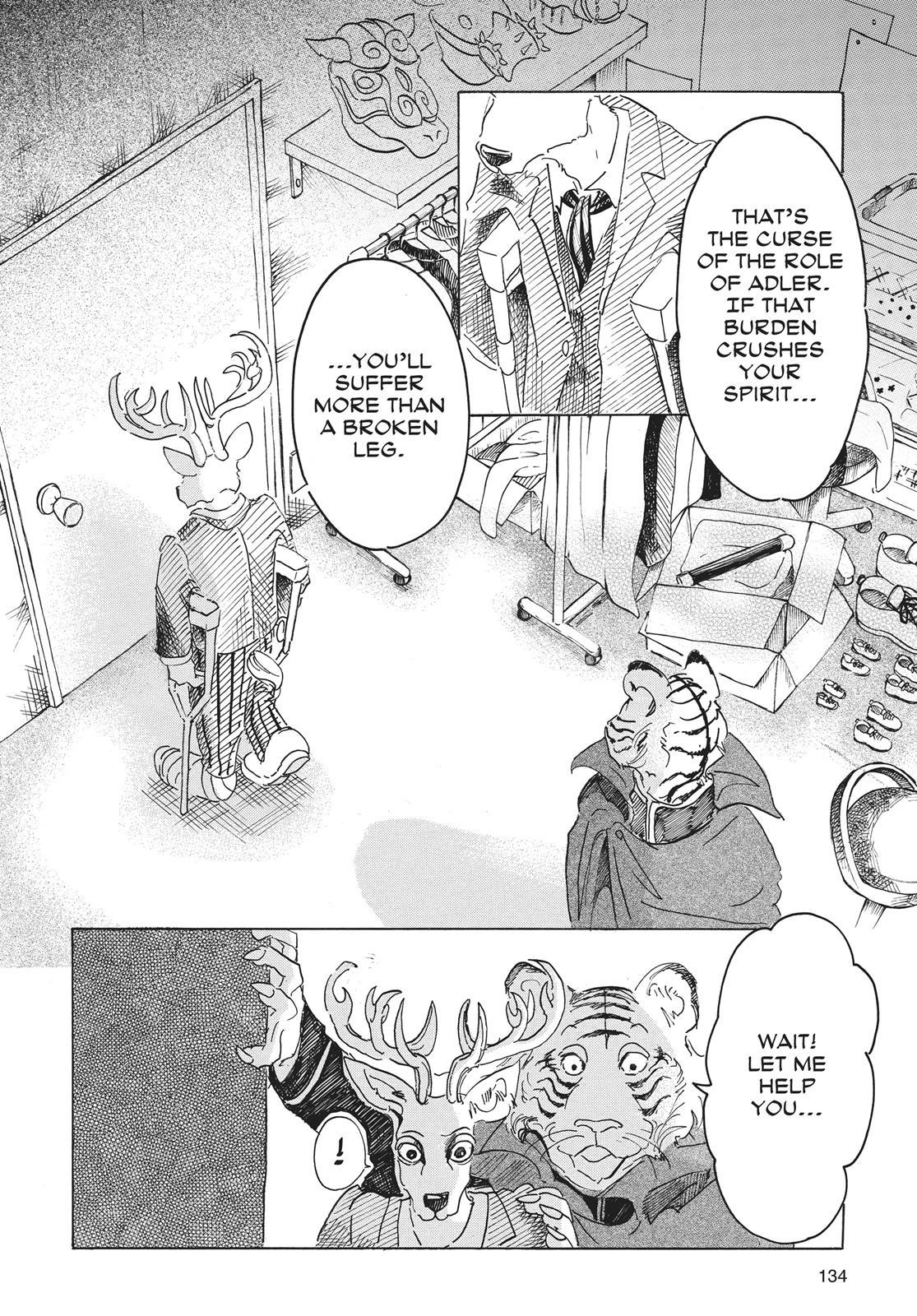Beastars Manga, Chapter 14 image 006