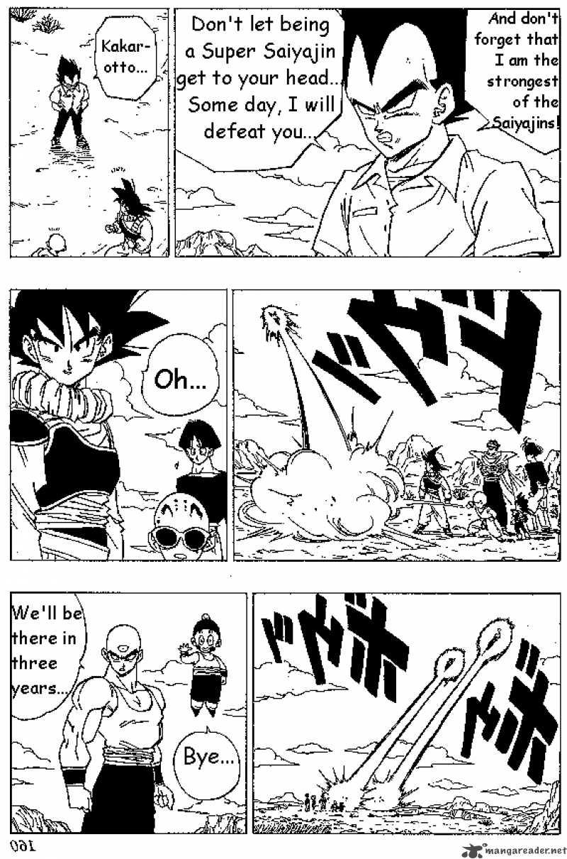 Dragon Ball, Chapter 336 image 009