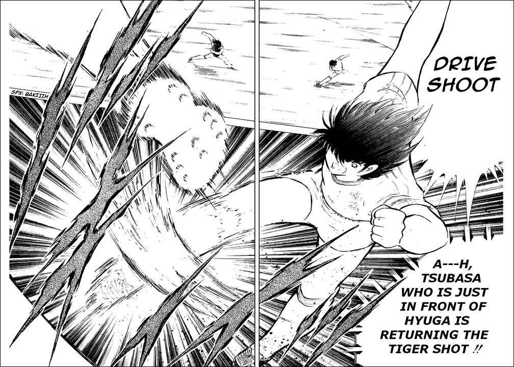 Captain Tsubasa, Chapter 78 image 058