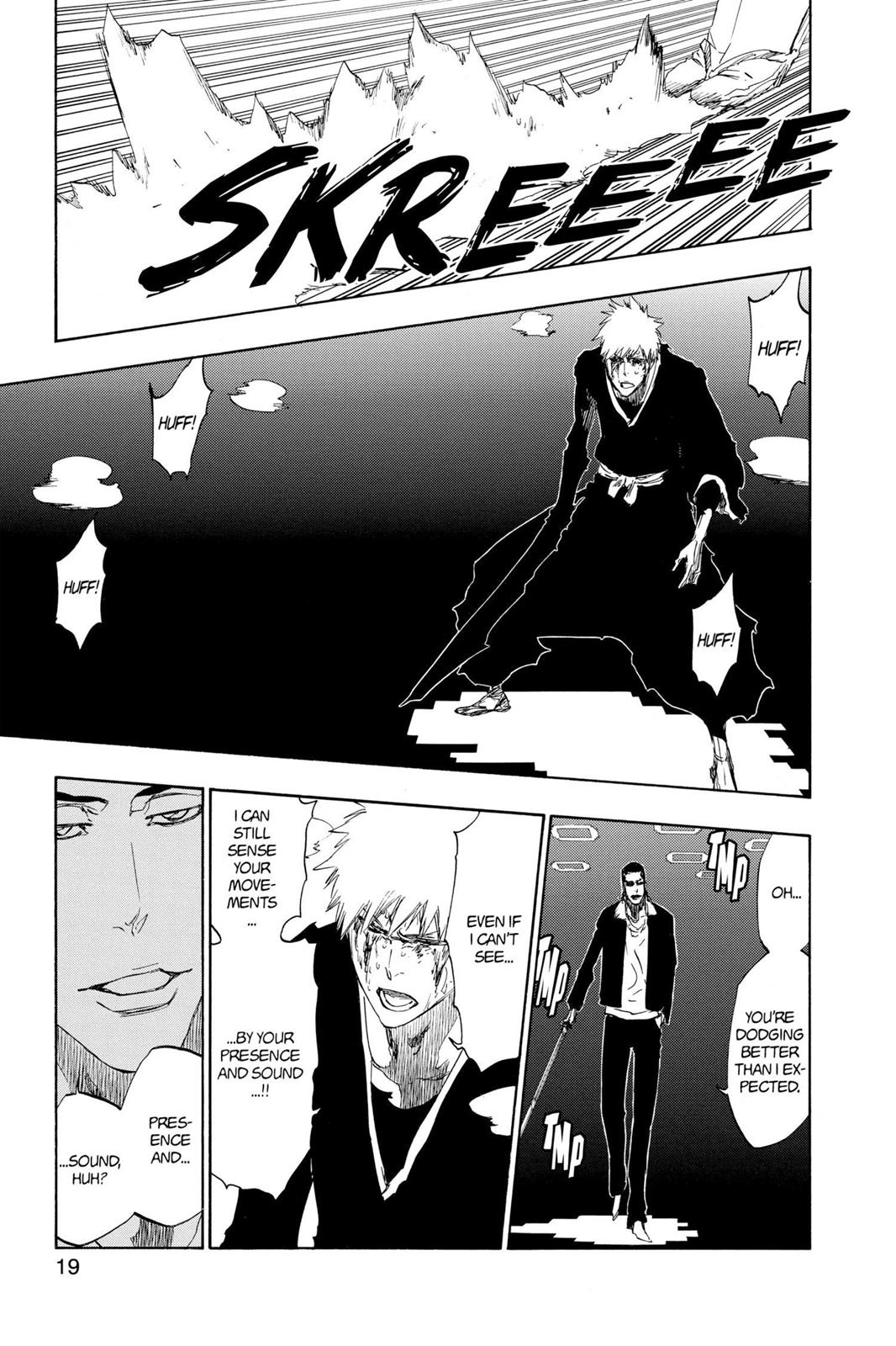 Bleach, Chapter 451 image 019