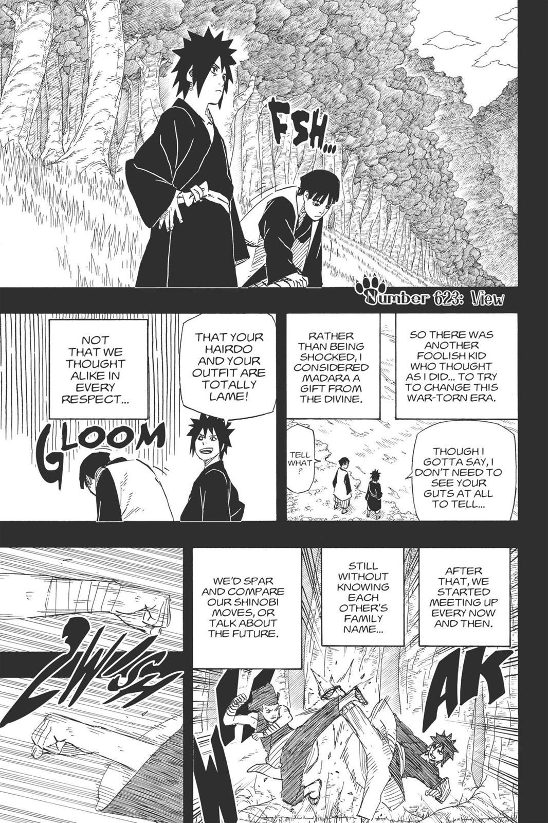 Naruto, Chapter 623 image 001