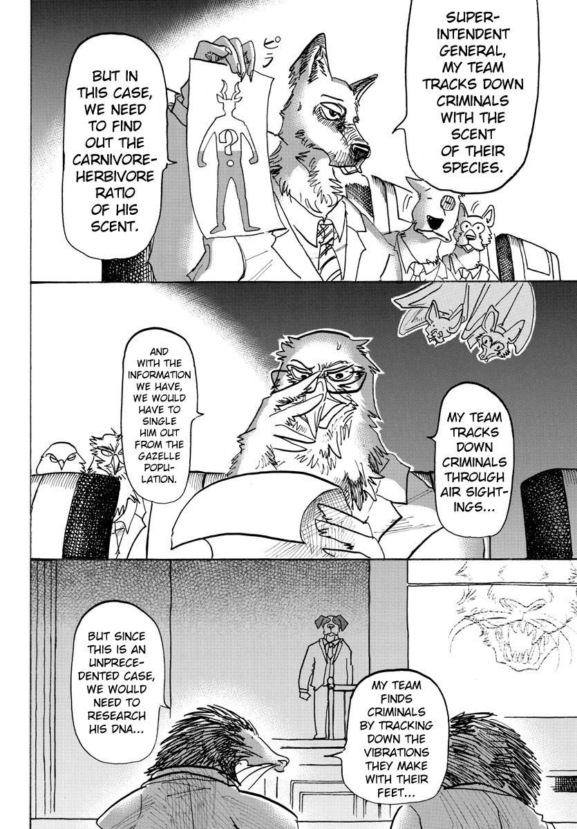 Beastars Manga, Chapter 126 image 003