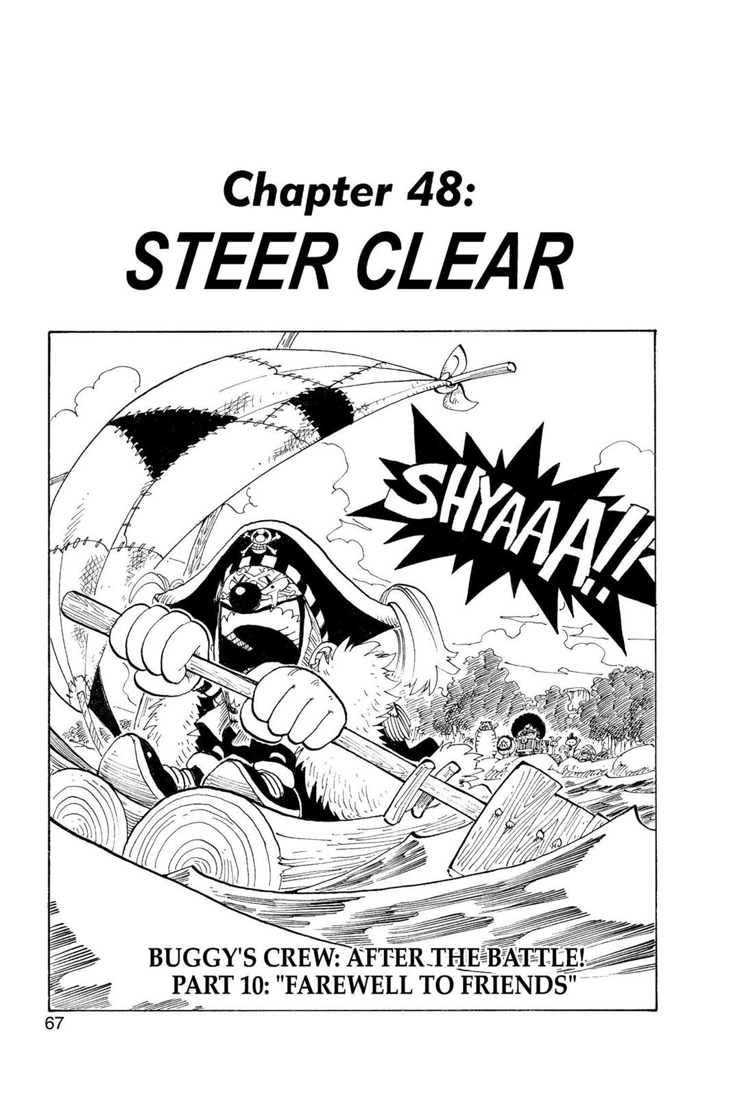 One Piece, Chapter 48 image 001