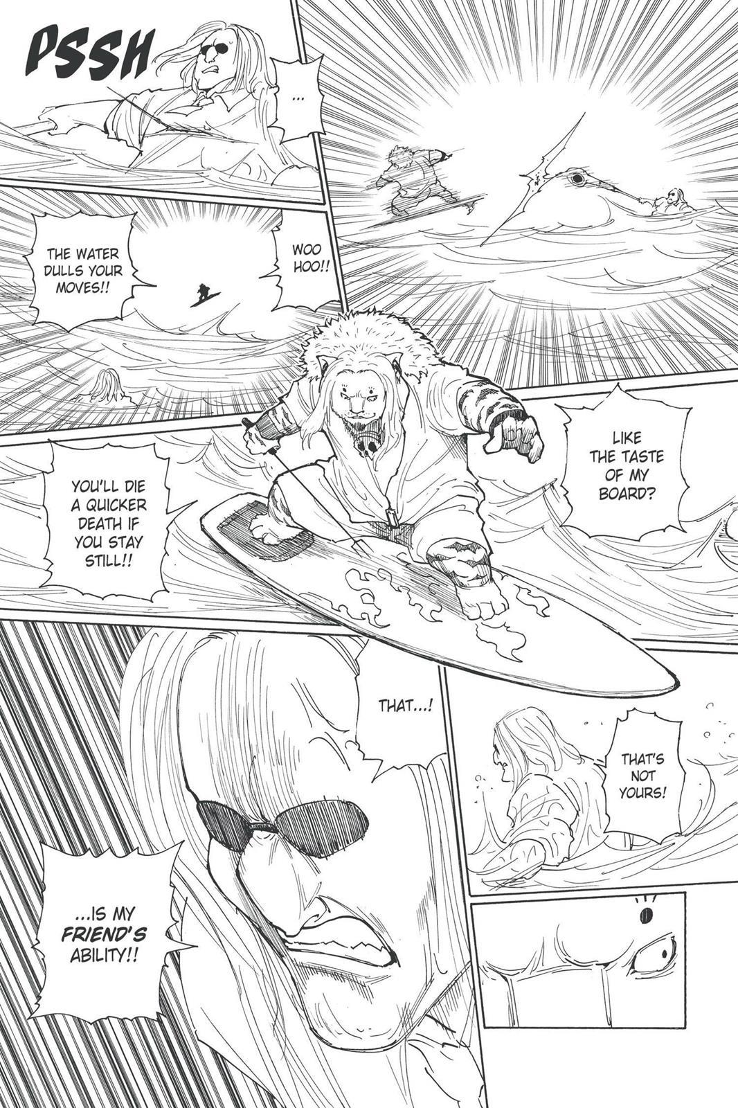 Hunter X Hunter, Chapter 253 image 009