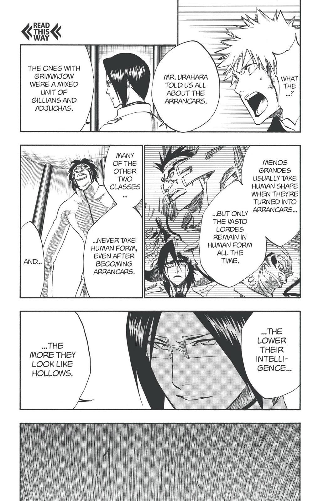 Bleach, Chapter 242 image 009