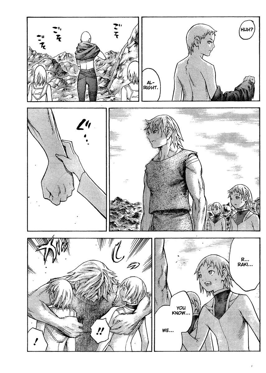 Claymore, Chapter 127 image 026