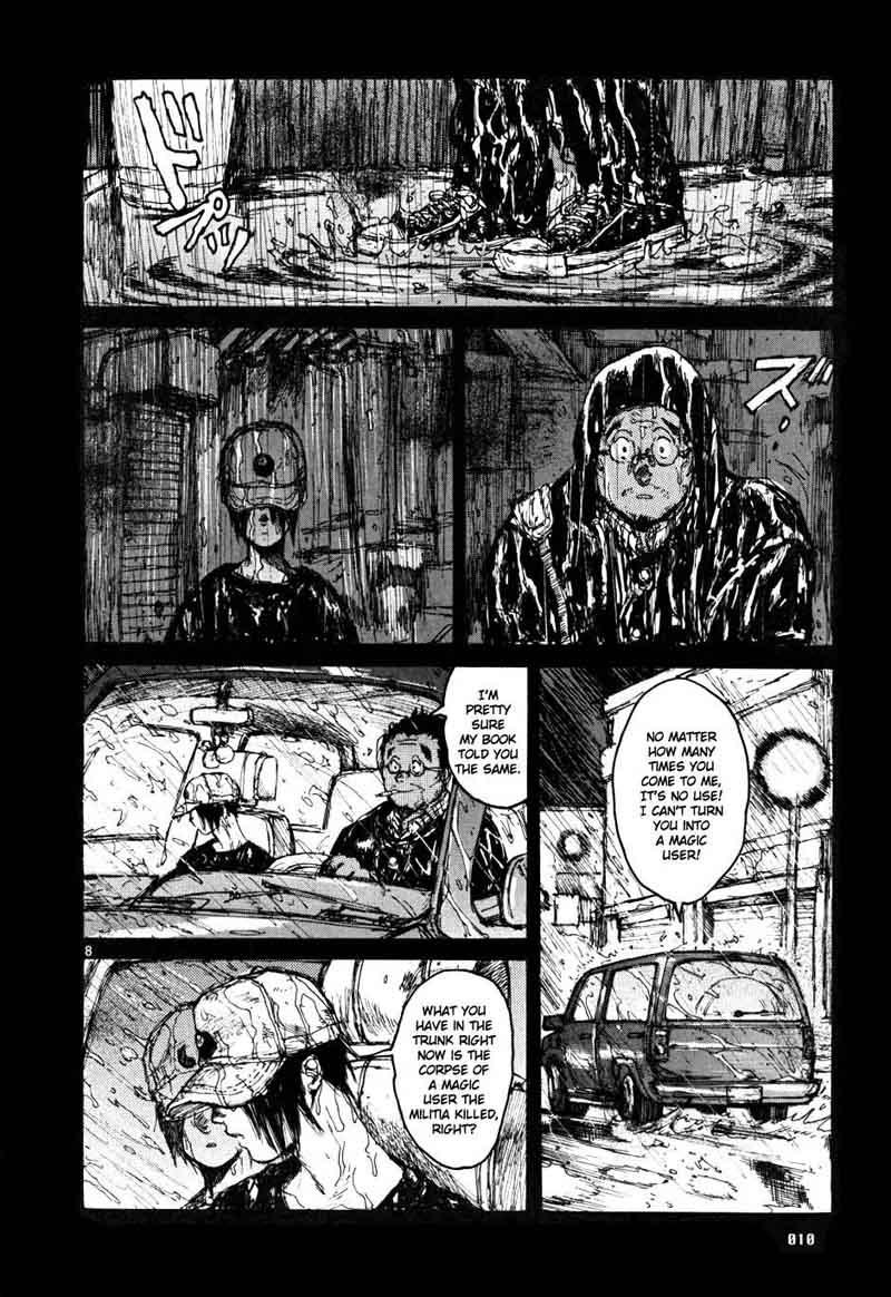 Dorohedoro, Chapter 56 image 010
