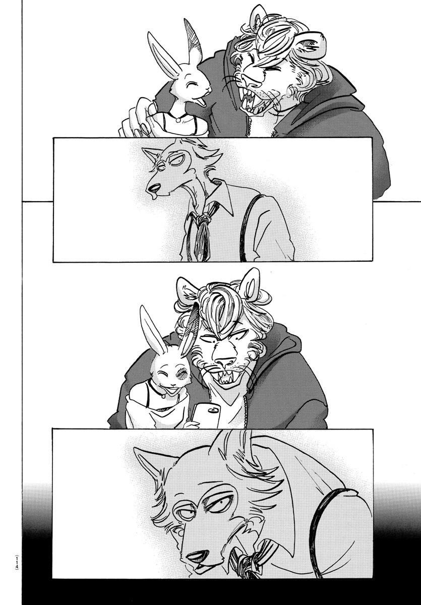 Beastars Manga, Chapter 119 image 006